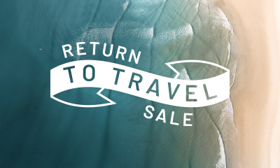 Exclusive Return to Travel Sale – Up to $450 Free Onboard Credit, Free Upgrades, Free Gratuities, Free Specialty Dining, Reduced Deposits, Suite Perks PLUS More!