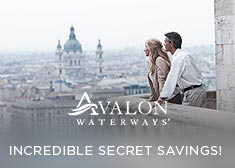 Avalon Waterways: Incredible Secret Savings!