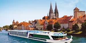 AmaWaterways Deal - American Express Cruise Privileges Program – $300 Free Onboard Credit, $100 Spa Credit PLUS Extra Bonuses!
