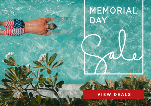 Exclusive Memorial Day Sale