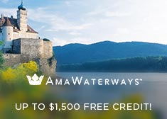 AmaWaterways: Up to $1,500 Onboard Credit!