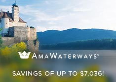 AmaWaterways: Savings up to $7,036!