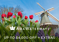 AmaWaterways: Up to $4,000 Off + Extras