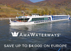 AmaWaterways: Save up to $4,000 on Europe