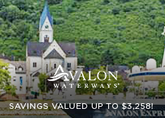 Avalon Waterways: Savings of up to $3,258!