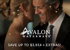 Avalon Waterways: Save up to $3,934 + Extras!