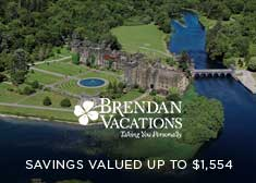 Brendan: Savings Valued up to $1,554!