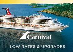 Carnival: Low Rates & Upgrades