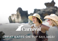 Carnival: Great Rates on Top Sailings!