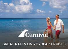 Carnival: Great Rates on Popular Sailings