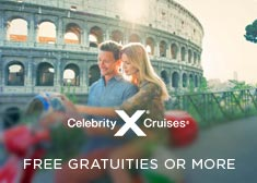 Celebrity: Free Gratuities, Internet, OR More