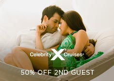 Celebrity: 50% Off 2nd Guest