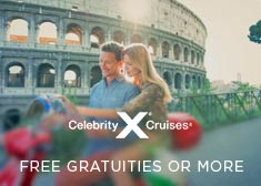 Celebrity: Free Gratuities OR More