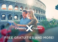 Celebrity: Free Gratuities AND More!
