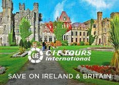 CIE Tours: Save up to $740 on Ireland & Britain