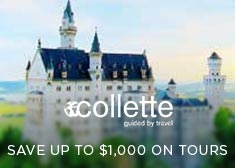 Collette: Save up to $1,000 on Tours