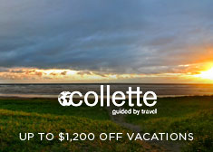Collette: Up to $1,200 Off Vacations