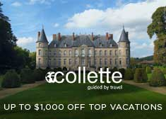 Collette: Up to $1,000 Off Top Vacations