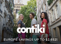 Contiki: Europe Savings up to $2,652!