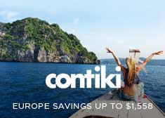 Contiki: Europe Savings up to $1,558