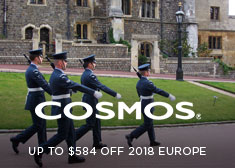 Cosmos: Up to $584 Off 2018 Europe