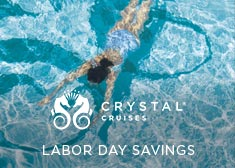 Crystal: Exclusive Labor Day Savings