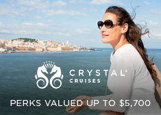 Crystal: Perks Valued up to $5,700