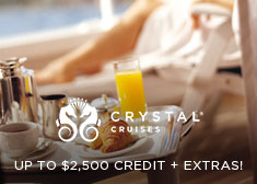 Crystal: Up to $2,500 Credit + Extras!