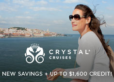 Crystal: New Savings + Up to $1,600 Credit!