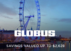 Globus: Savings Valued up to $2,628