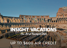 Insight: Up to $600 Air Credit!