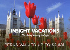 Insight: Perks Valued up to $2,681!