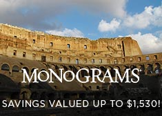Monograms: Savings Valued up to $1,530!