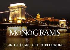 Monograms: Up to $1,600 Off 2018 Europe