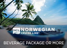 Norwegian: Beverage Package OR More