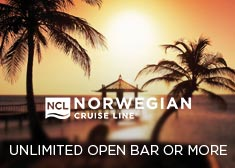 Norwegian: Unlimited Open Bar OR More