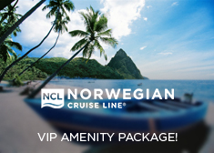 Norwegian: VIP Amenity Package!