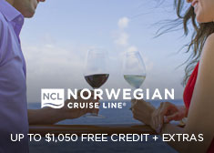 Norwegian: Free at Sea Exclusive