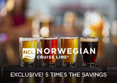 Norwegian: Up to $1,050 Credit & Free Beverages
