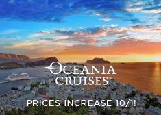 Oceania: Prices Increase 10/1!