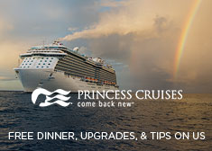 Princess: Free Dinner, Upgrades, & Tips on Us