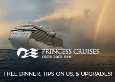 Princess: Free Dinner, Tips on Us, & Upgrades!