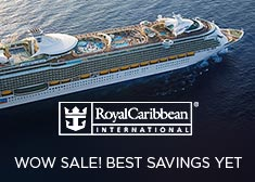 Royal Caribbean: WOW Sale! Biggest Savings Yet