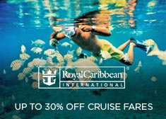 Royal Caribbean: Up to 30% Off Cruise Fares