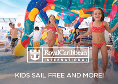 Royal Caribbean: Kids Sail Free AND More!