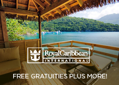 Royal Caribbean: Free Gratuities PLUS More!