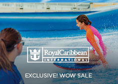 Royal Caribbean: Exclusive! WOW Sale