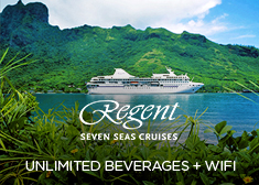 Regent: Unlimited Beverages + WiFi