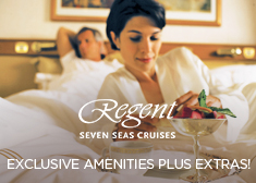 Regent: Exclusive Amenities PLUS Extras!