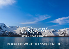 Regent: Book Now! Up to $500 Credit